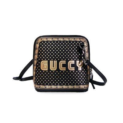 sega gold mini cross bag black